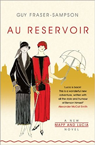 Au Reservoir - Guy Fraser-Sampson - Book Cover