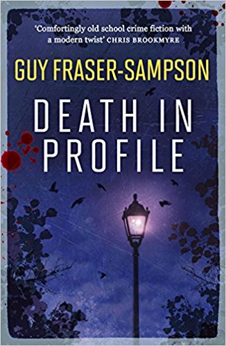 Death In Profile - Guy Fraser-Sampson - Book Cover