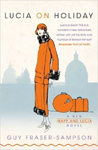 Lucia on Holiday - Guy Fraser-Sampson - Book Cover